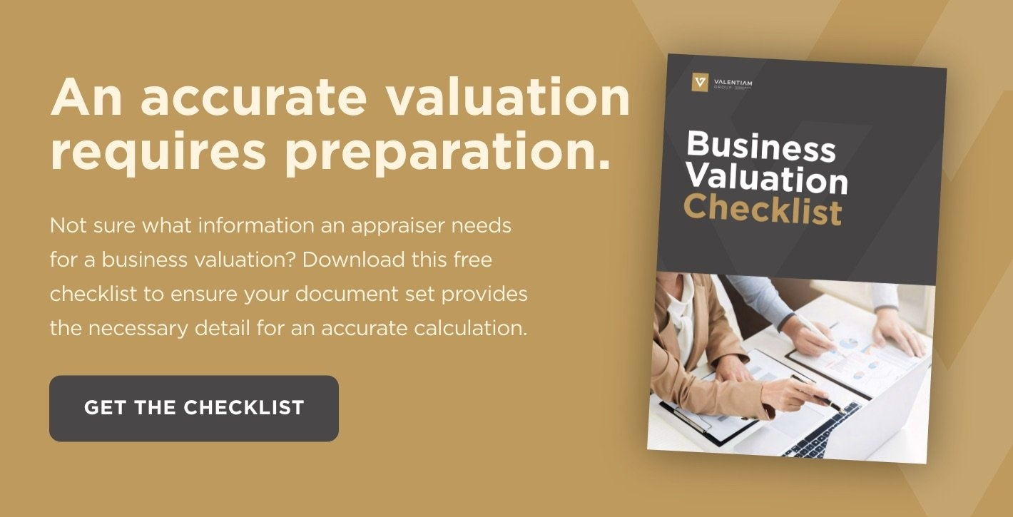 5 Rules Of Thumb For Business Valuation