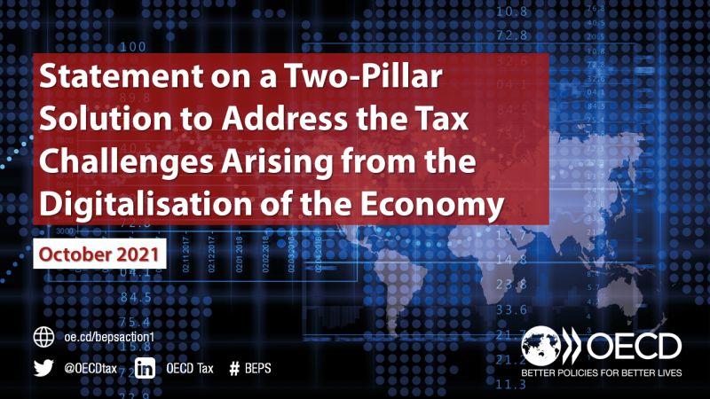 Newsflash: OECD Announces Pillar 1 & 2 Agreement